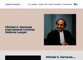 Michaelgkarnavas.net thumbnail