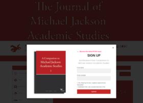 Michaeljacksonstudies.org thumbnail