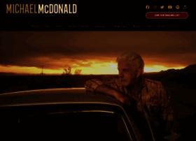 Michaelmcdonald.com thumbnail