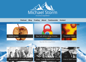 Michaelstorm.org thumbnail