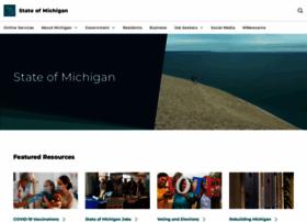 Michigan.gov thumbnail