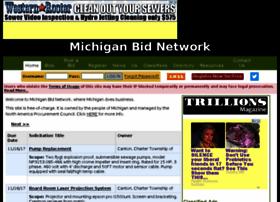 Michiganbids.net thumbnail