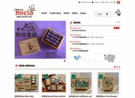 Micia.com.tw thumbnail