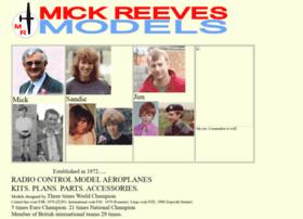 Mickreevesmodels.co.uk thumbnail