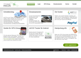 Micosweb.de thumbnail