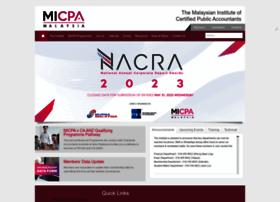 Micpa.com.my thumbnail