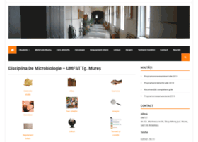 Microbiologie.umftgm.ro thumbnail
