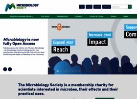 Microbiologyonline.org.uk thumbnail