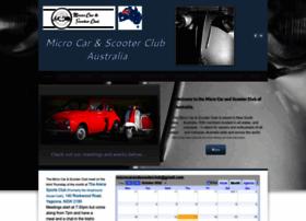 Microcarandscooterclub.org thumbnail