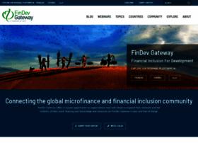 Microfinancegateway.org thumbnail
