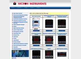 Microninstruments.net thumbnail
