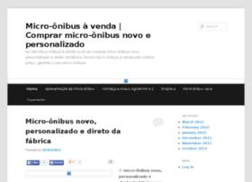 Microonibusavenda.com.br thumbnail