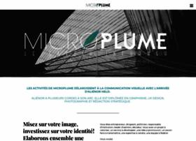 Microplume.ch thumbnail