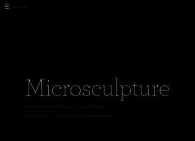 Microsculpture.net thumbnail