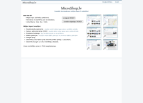 Microshop.lv thumbnail