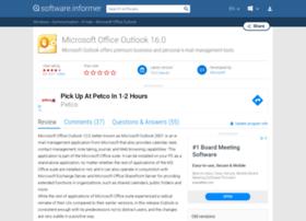 Microsoft-office-outlook.software.informer.com thumbnail