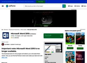 Microsoft-word-2010.en.softonic.com thumbnail