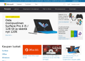 Microsoftstore.fi thumbnail