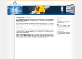 Microwaysoftware.com thumbnail