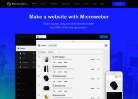 Microweber.org thumbnail