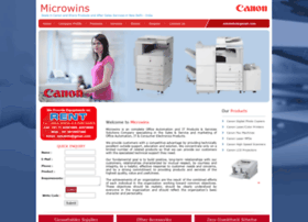 Microwins.co.in thumbnail