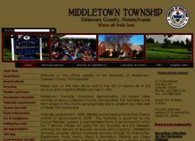 Middletowntownship.org thumbnail