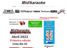 Midikaraoke.com.br thumbnail