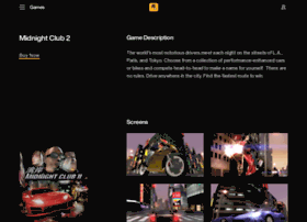 Midnightclub2.com thumbnail