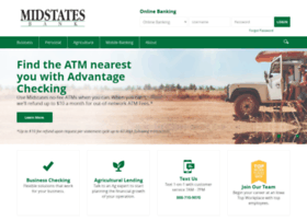 Midstatesbank.com thumbnail