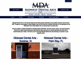 Midwestdentalarts.com thumbnail