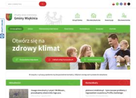 Miekinia.pl thumbnail
