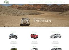 Mietwagen-in-chile.de thumbnail