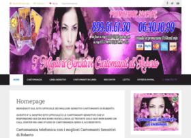 Migliorisensitivicartomanti.it thumbnail