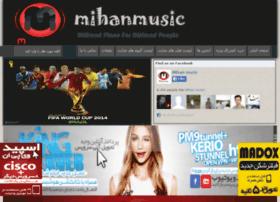 Mihanmusic3.org thumbnail