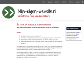 Mijn-eigen-website.nl thumbnail
