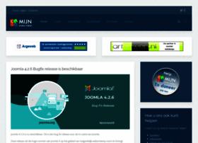 Mijnjoomlaforum.nl thumbnail
