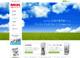 Mik-net.co.jp thumbnail