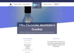 Mika-elec.fr thumbnail