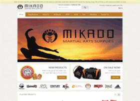 Mikadomartialarts.com thumbnail