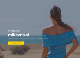 Mikavna.si thumbnail