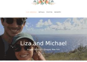 Mike-and-liza.wedding thumbnail