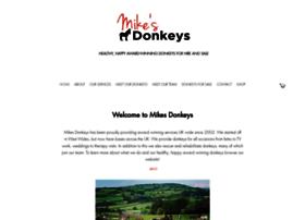 Mikesdonkeys.co.uk thumbnail