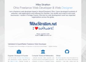 Mikestratton.net thumbnail