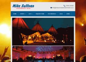 Mikesullivanentertainments.co.uk thumbnail