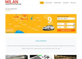 Milanairportsguide.com thumbnail