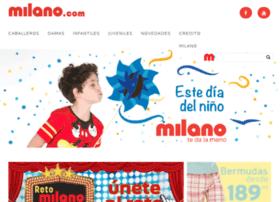 Milano.com.mx thumbnail