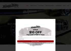 Milanostraps.com thumbnail