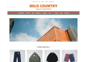 Mildcountry.kr thumbnail