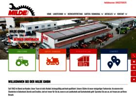 Milde-landtechnik.de thumbnail
