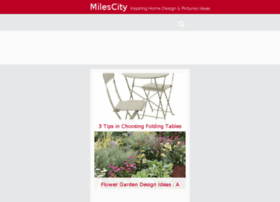 Milescity.org thumbnail